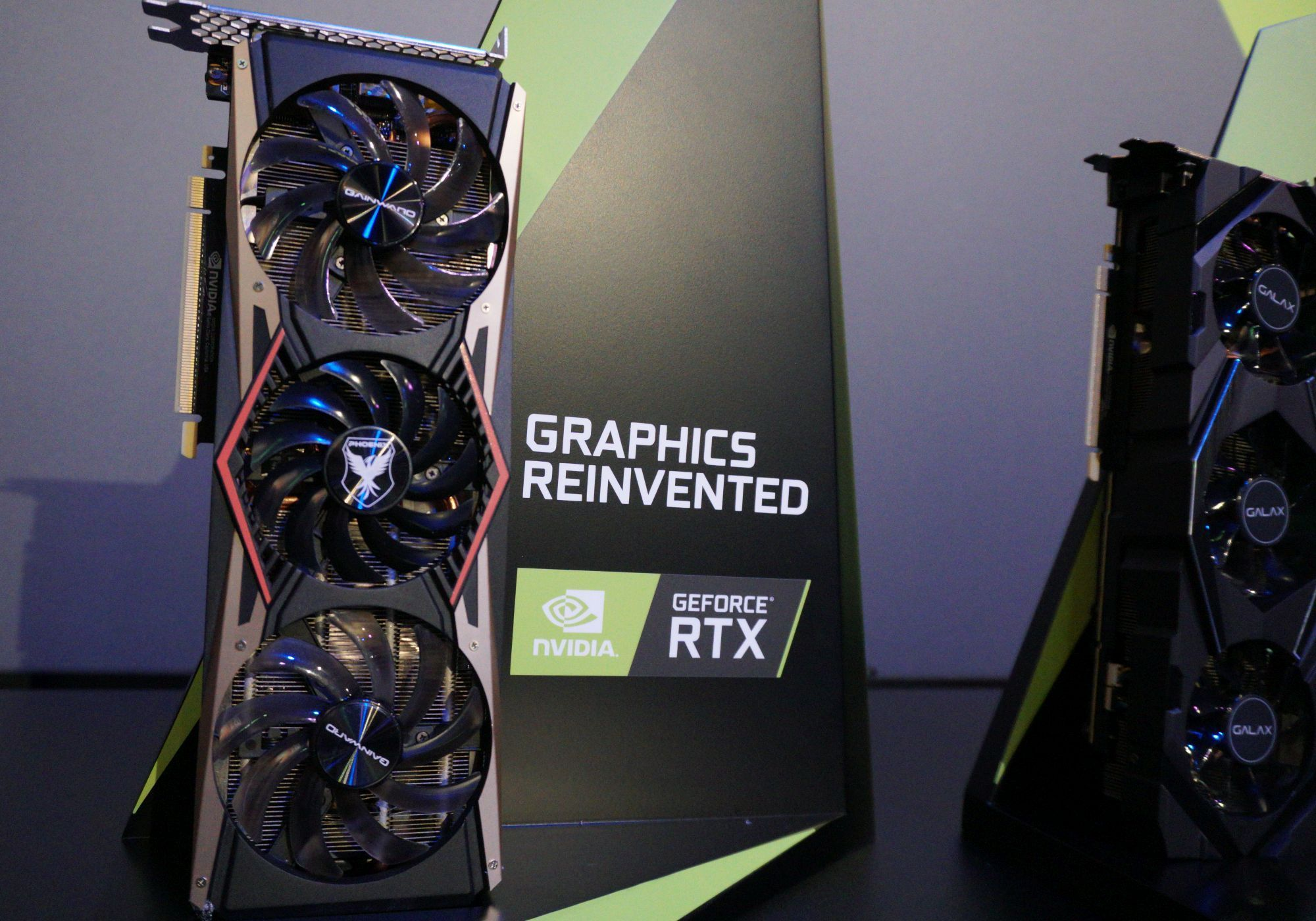 14 Nvidia GeForce RTX 20-series graphics card we saw at