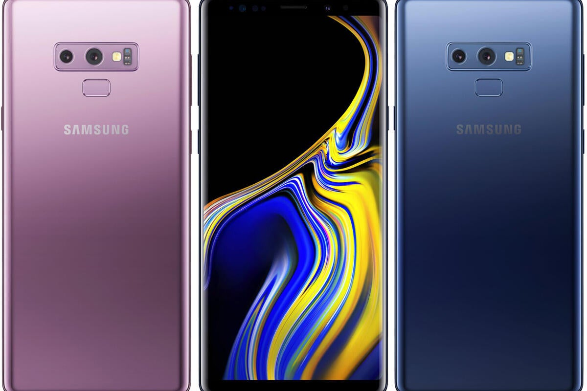 The Samsung Galaxy Note 9 has a better S Pen, smarter camera, and astronomical price