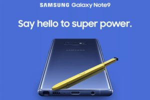 galaxy note 9 big