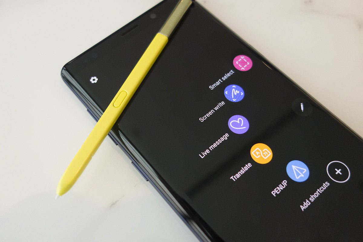 Samsung can fix the Galaxy Note 9's biggest problem but it won't