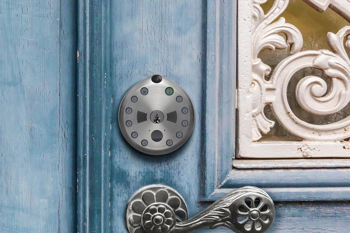 Gate Smart Lock Review When Smart Lock Meets Camera