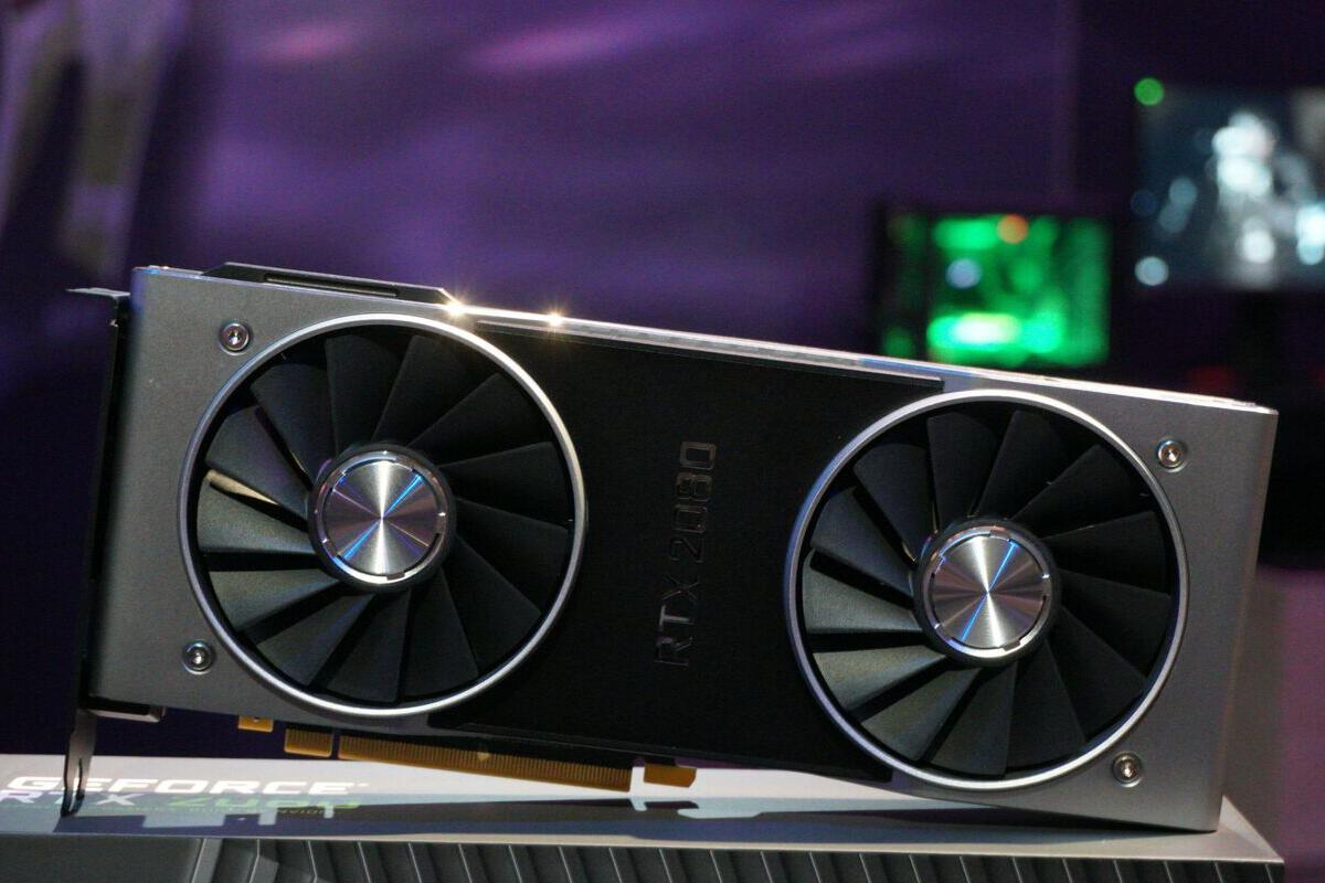 Nvidia GeForce RTX 2080 will be 50 percent faster than the