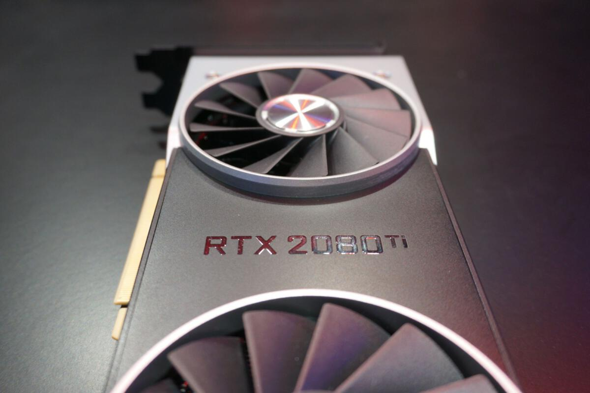 Just buy it? Why Nvidia's GeForce RTX 2080 Ti might be worth