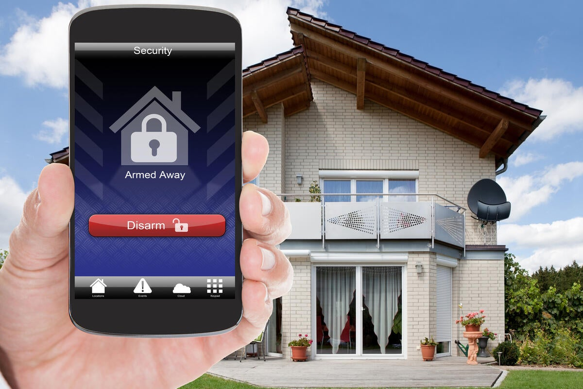 smarthome security