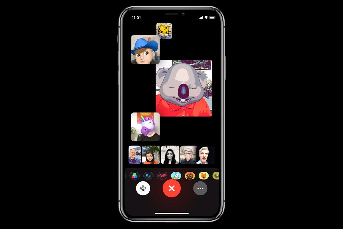 group facetime demo
