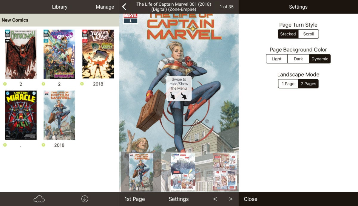 Best comic book apps for iPhone and iPad | Macworld