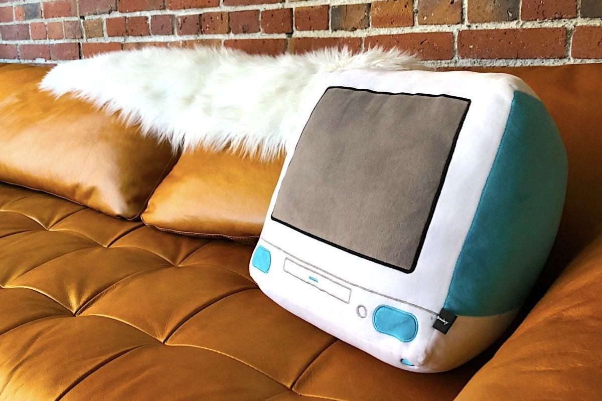 imac g3 pillow