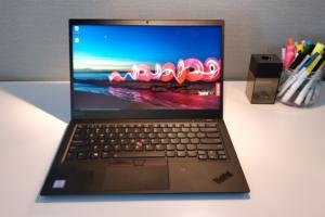 Lenovo ThinkPad X1 Carbon 6th Gen hero