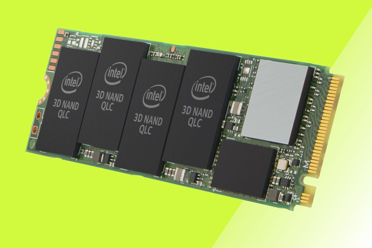 Intel SSD 660p review: Quad Level Cell (QLC/4-bit) NAND makes its