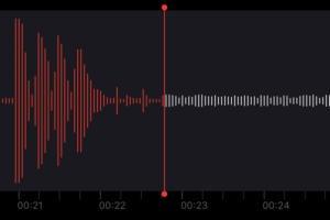 ios12 voice memos app