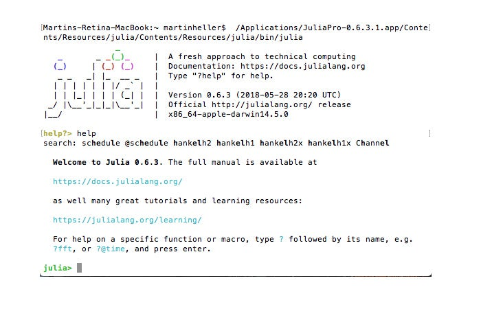 Julia tutorial: Get started with the Julia language - Cluster