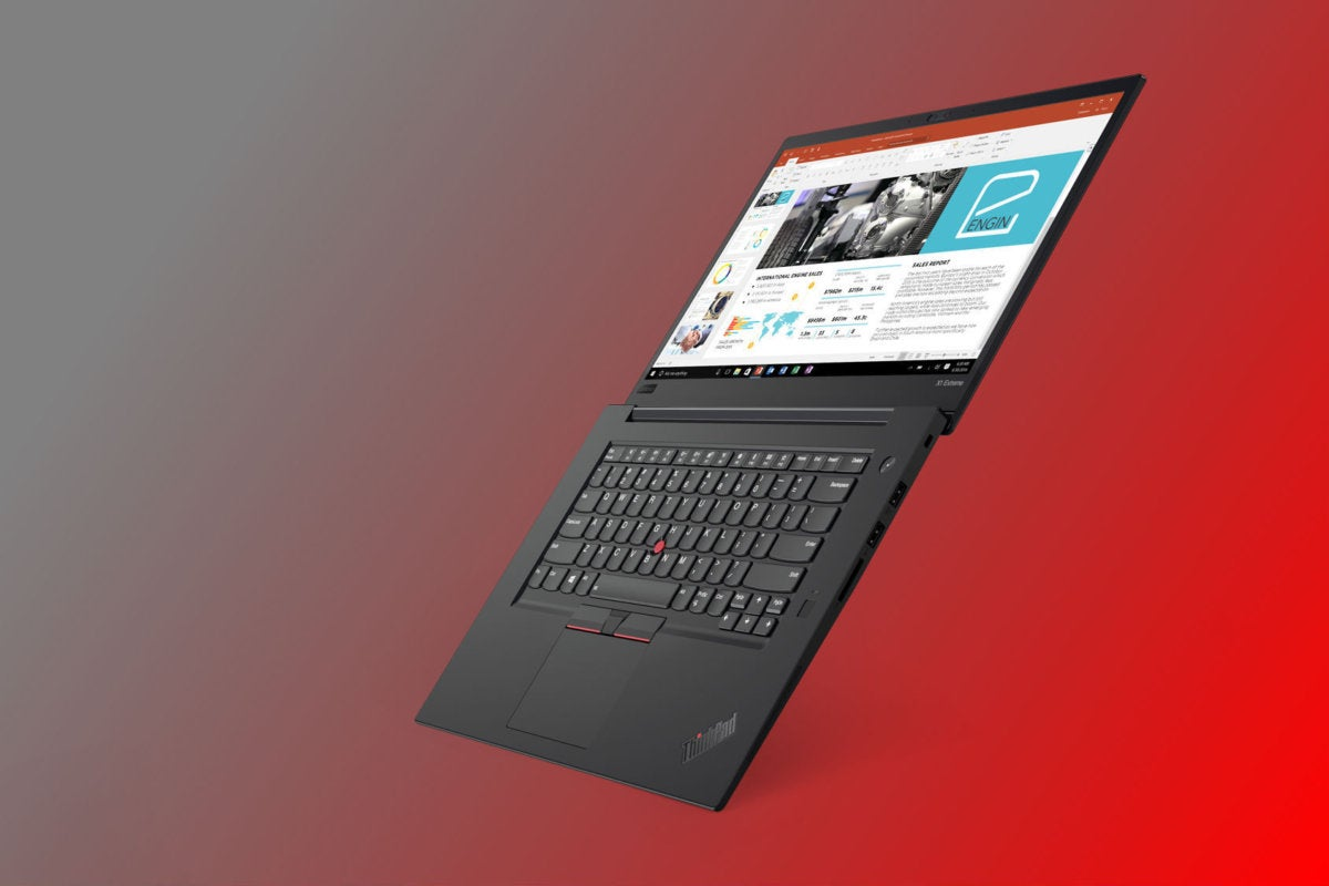 Lenovo ThinkPad X1 Extreme stretches 15 inches to kill the