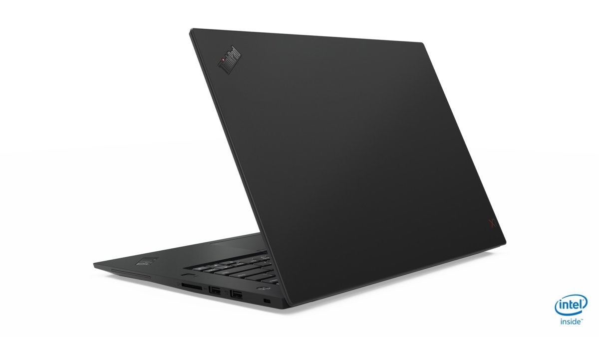 Lenovo Thinkpad x1 Extremely Left 3qtr Cover