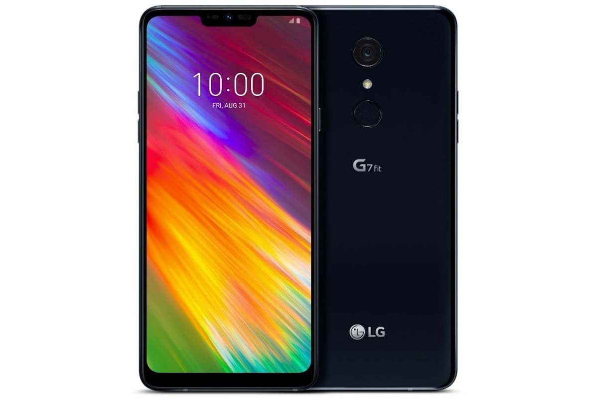 LG turned the G7 ThinQ into a high-end Android One phone and