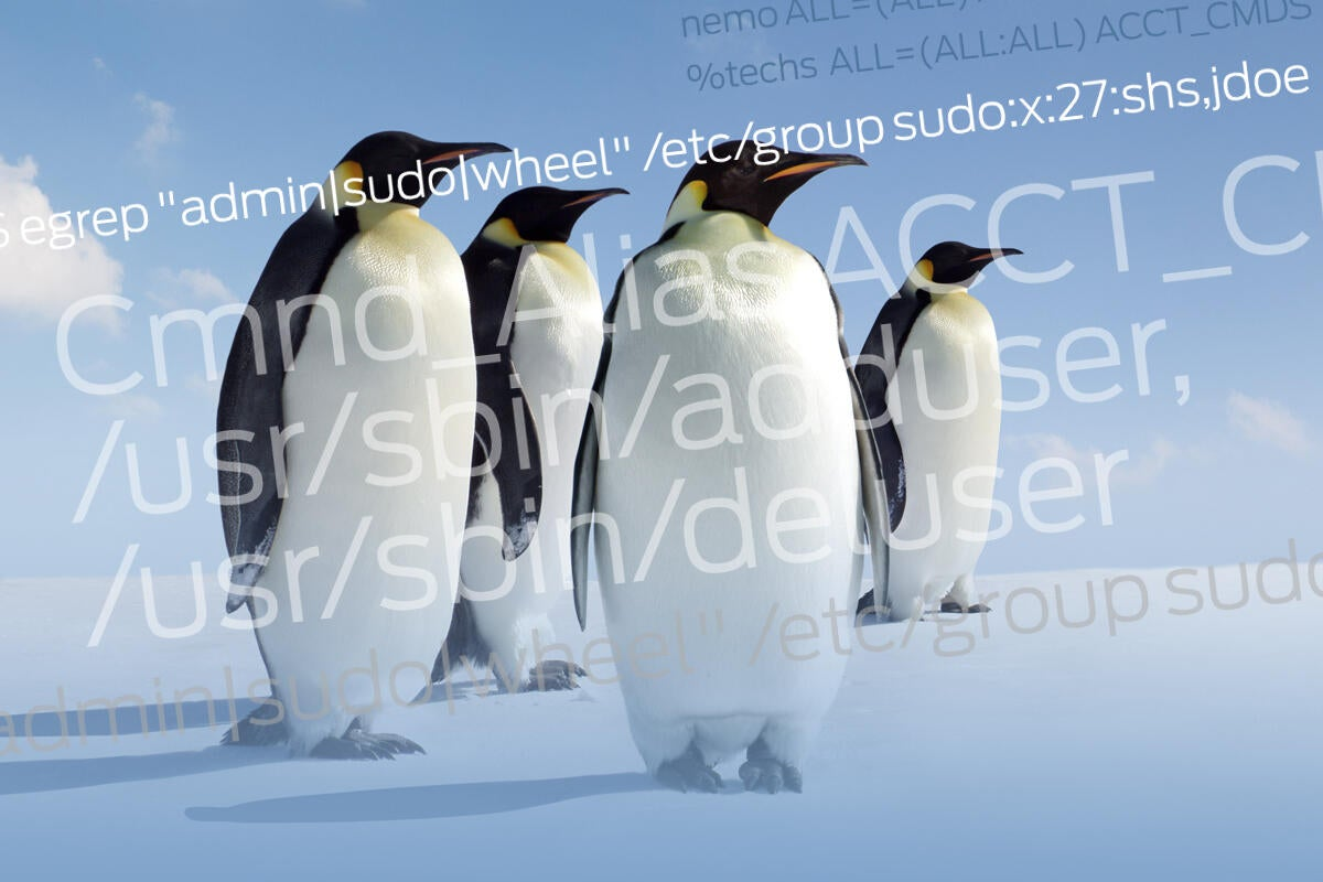 22 essential Linux security commands