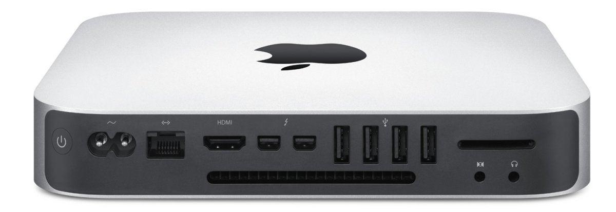 mac mini ports