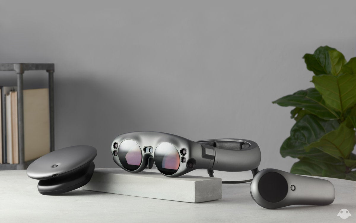 Sorry, gamers  Magic Leap means business! | Computerworld