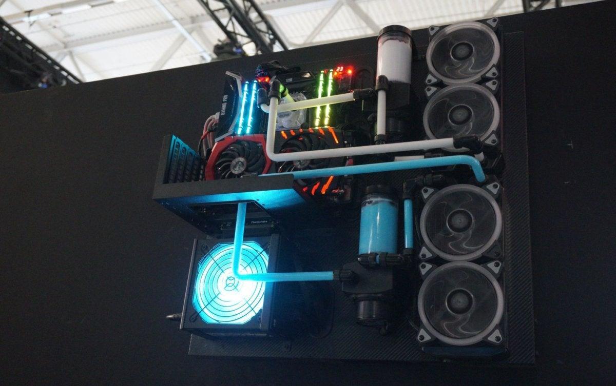 microsoft wall pc