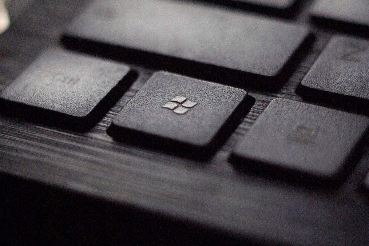 Microsoft Windows keyboard