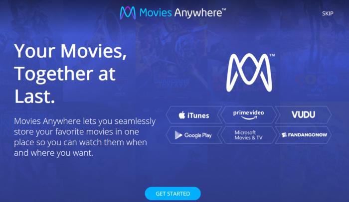 movies anywhere
