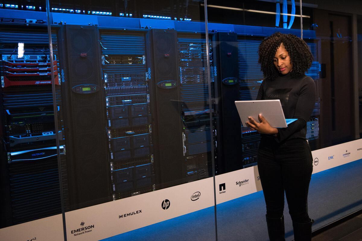 network / data center