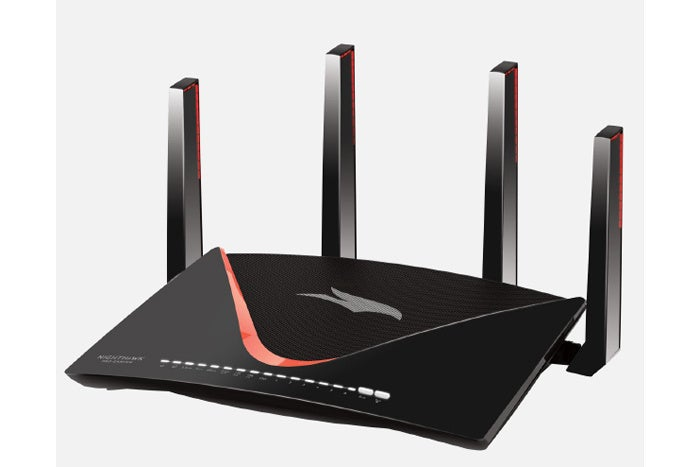 Netgear's XR700 Nighthawk Pro Gaming Router features 10
