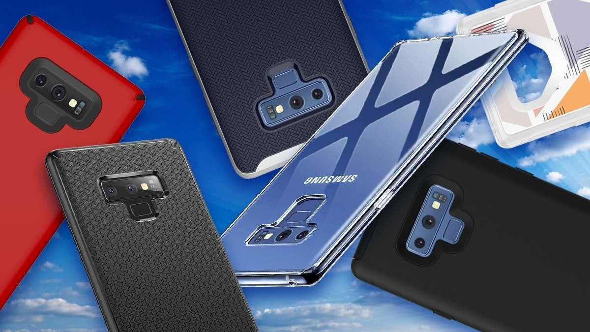 online store f9787 742c7 Best Samsung Galaxy Note 9 cases: Top picks in every style | PCWorld