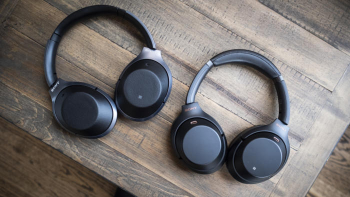 Sony Reveals New Noise-cancelling Headphones And An