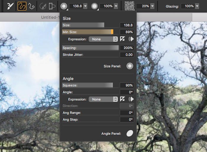 painter slider