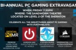 At PAX West? Come celebrate the PC's greatness with us, Gamers Nexus, Corsair, and PCMR mods!