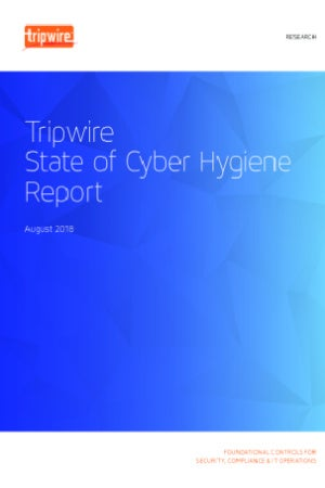The State of Cyber Hygiene