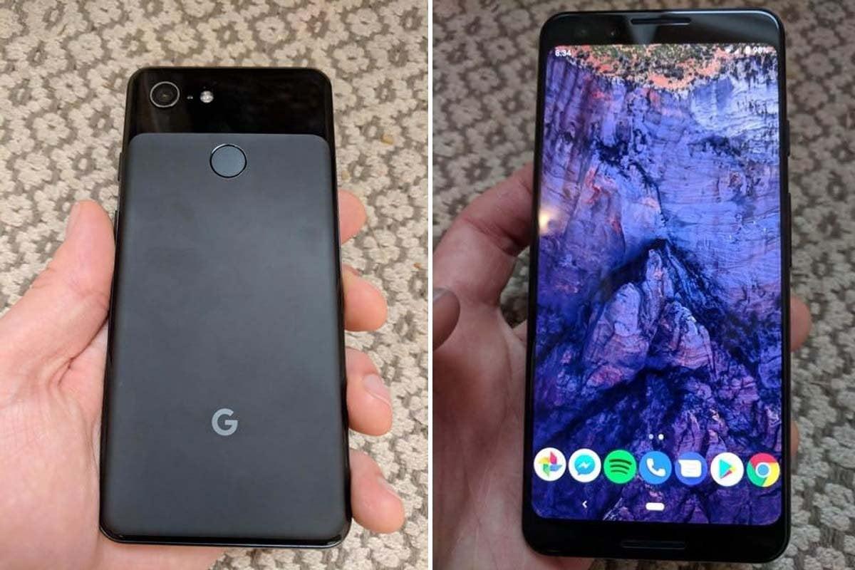 pixel 3 leak photos