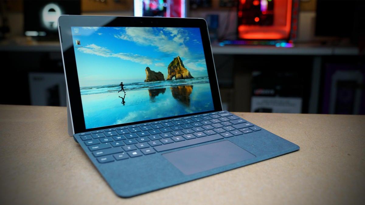 Microsoft ups effort to drive Surface Go adoption