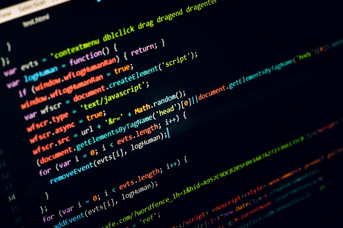 python / javascript / code / coding / programming