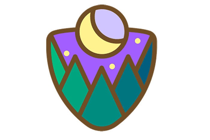 redwoods badge