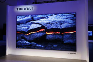 samsung the wall ces 2018