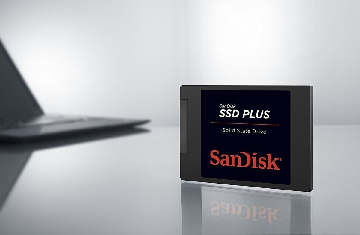 Upgrade your PC's storage and speed with this 960GB SanDisk internal SSD for just $100
