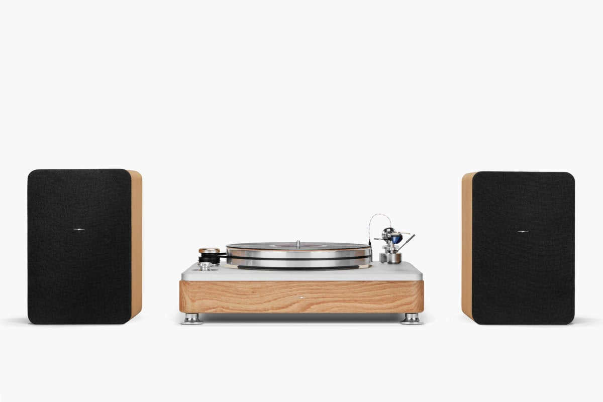 shinola with turntable