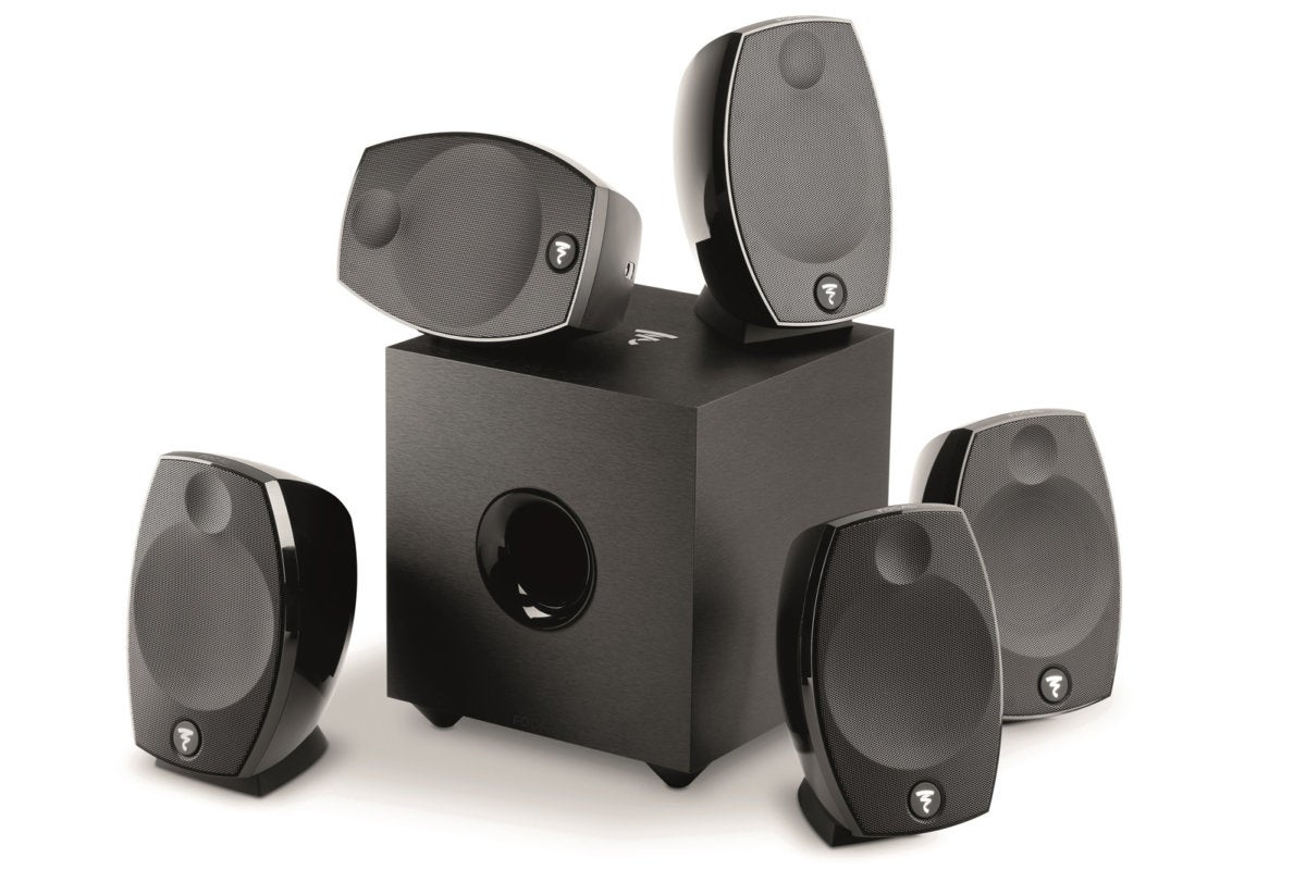 Focal Sib Evo Dolby Atmos 512 Speaker System Review A Convenient