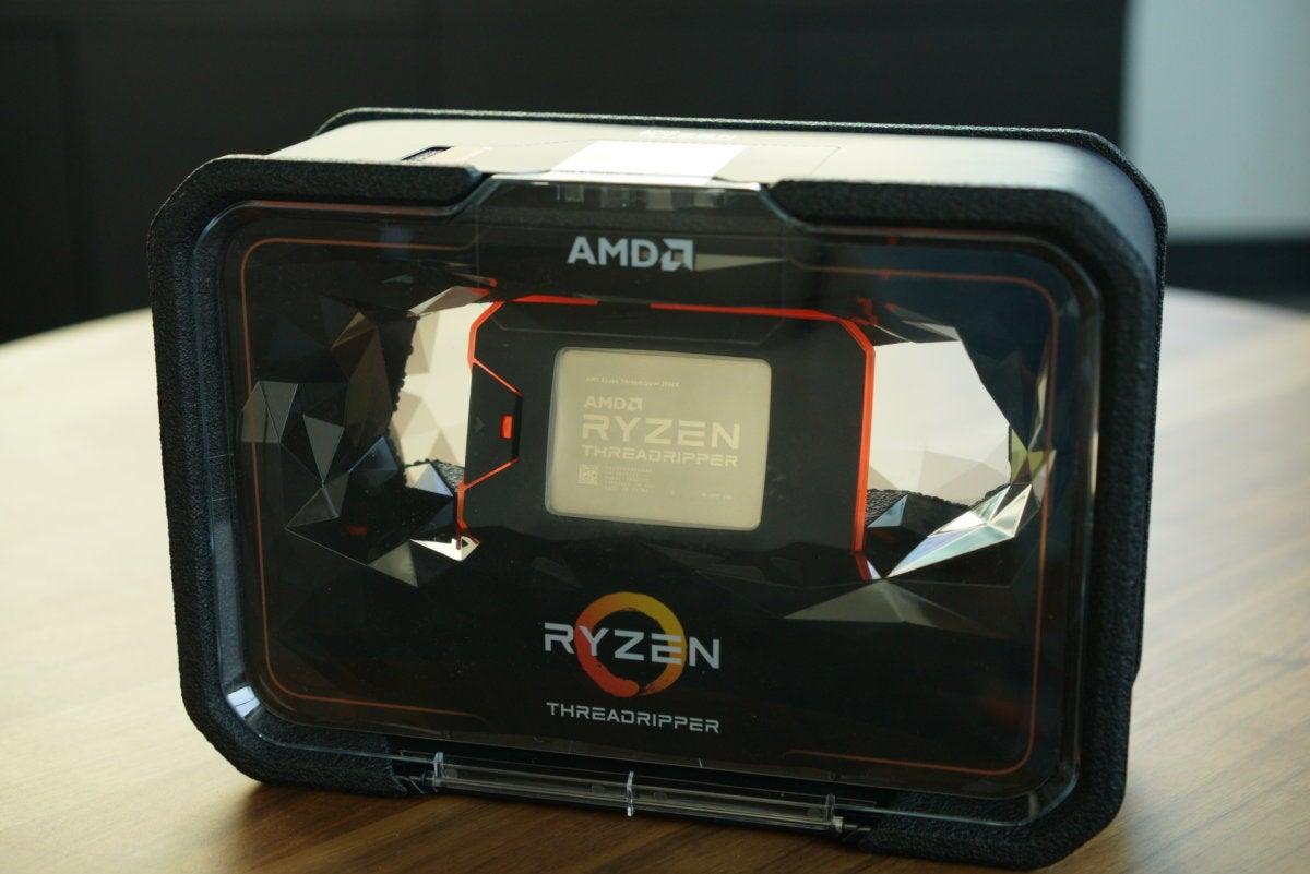 32-core 2nd gen Ryzen Threadripper 2990WX