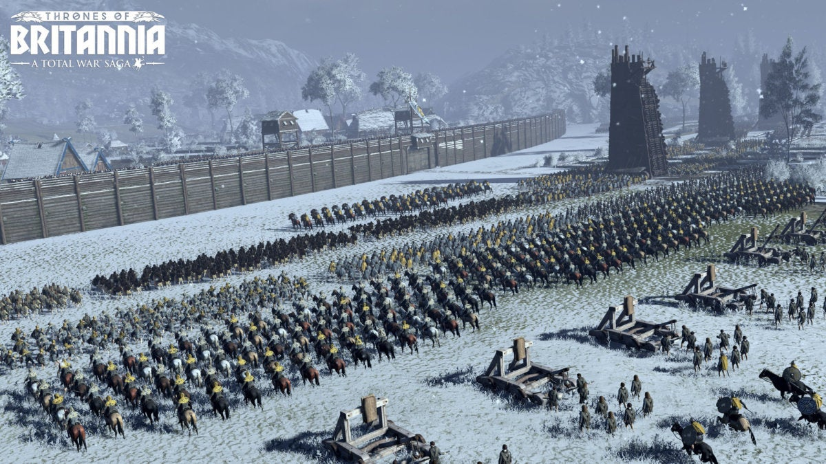 total war saga throne of brittania