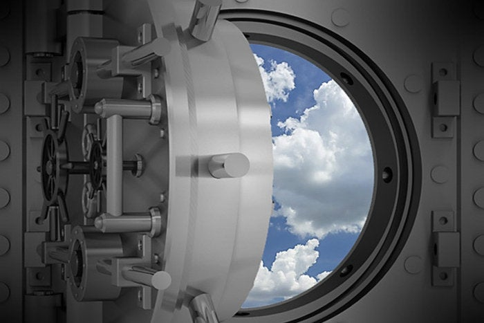 vault protected safe clouds breach security