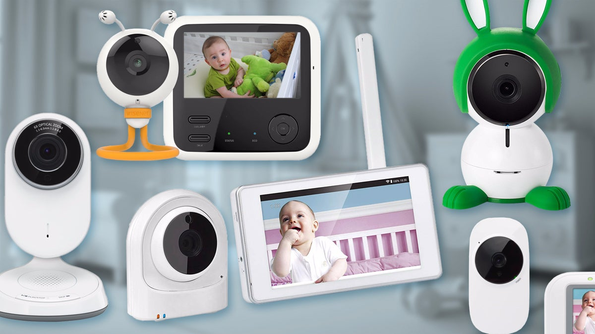 video baby monitor group test image