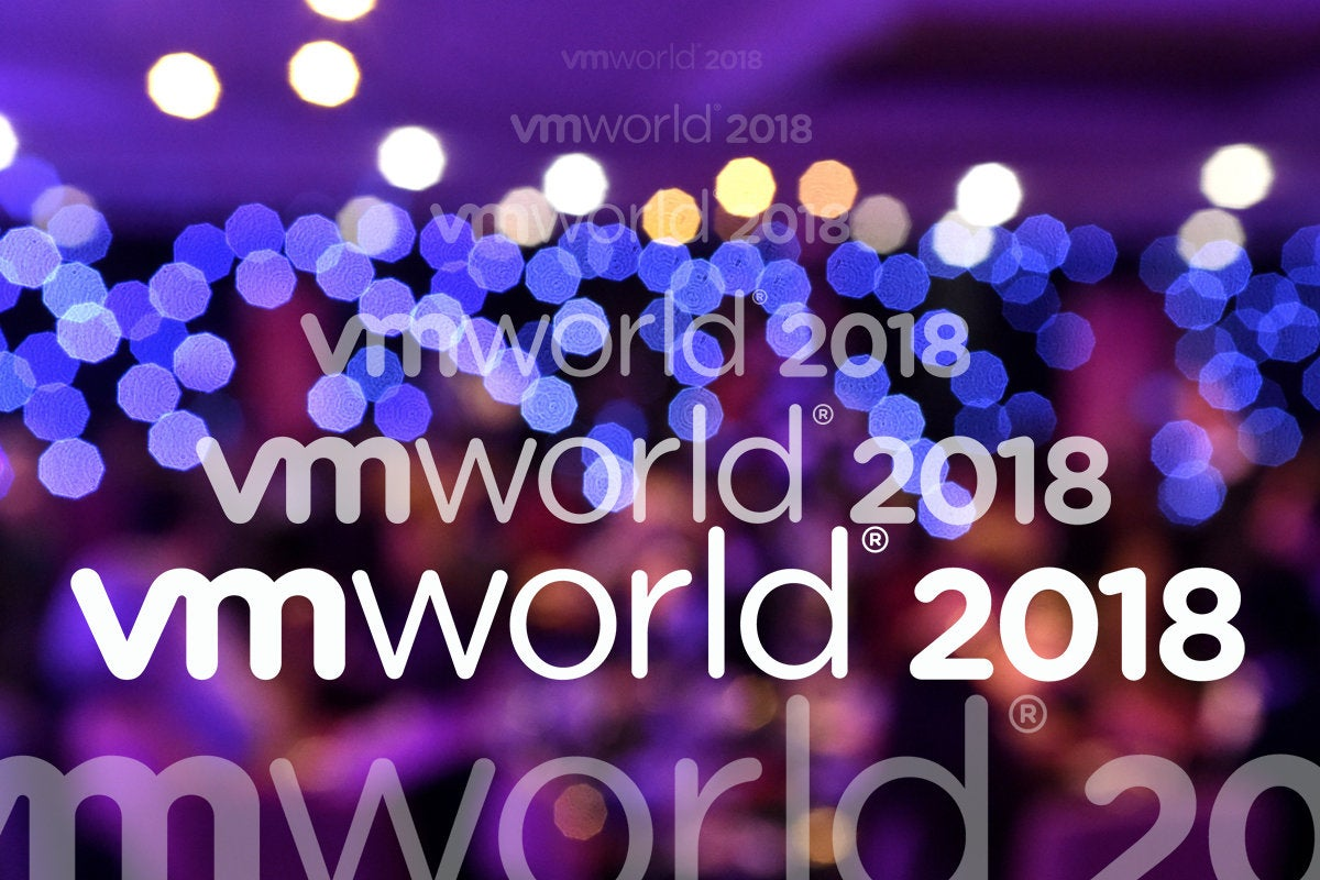 vmworld 2018 logo progression