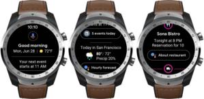 wear os assistant