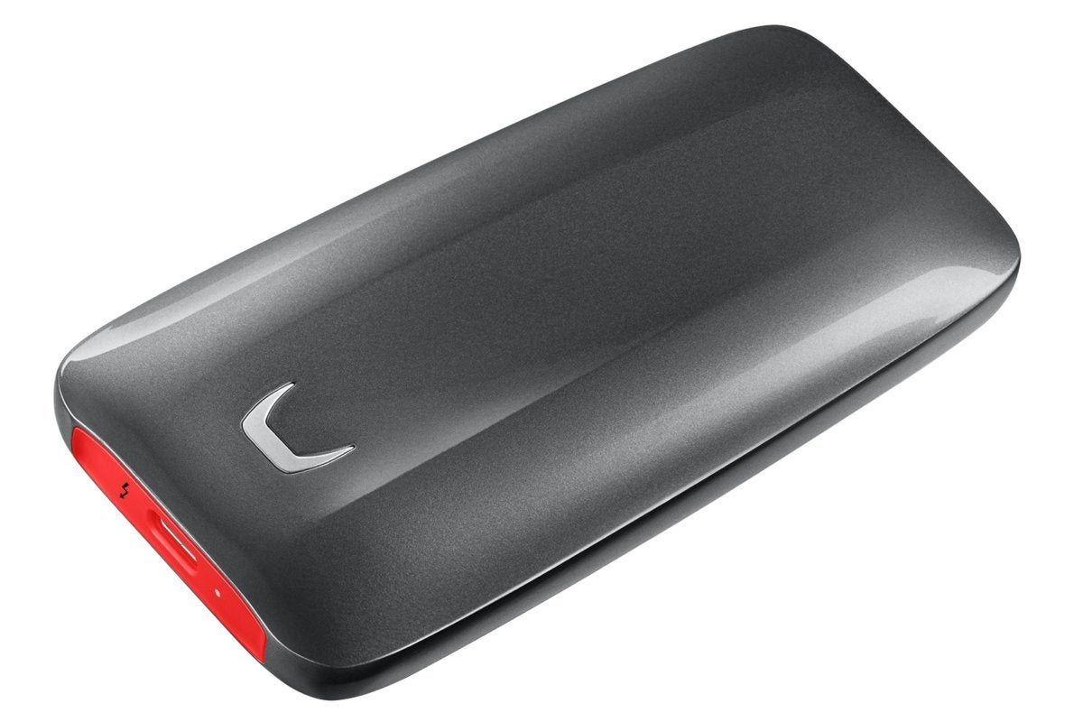 Samsung Portable SSD X5 review | Macworld
