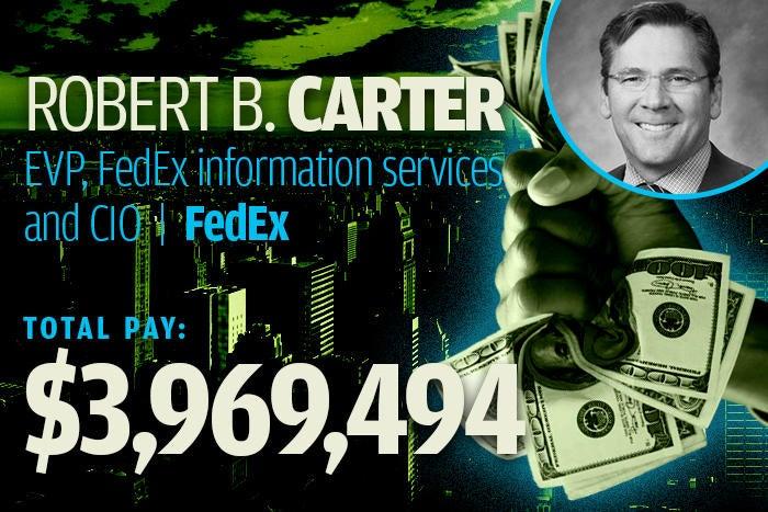 12 robert b. carter fedex