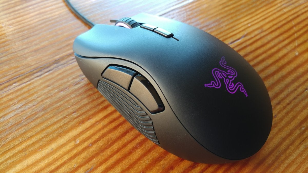 Razer Naga Trinity review: Three gaming mice in one | PCWorld