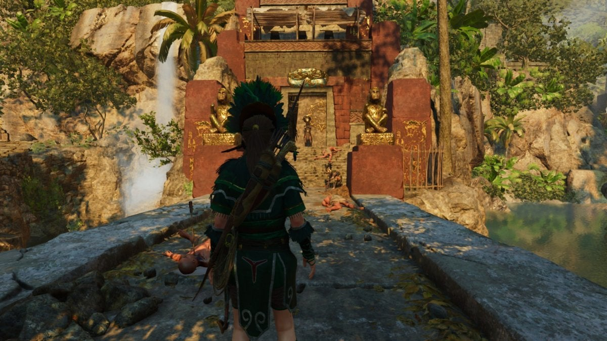 Shadow of the Tomb Raider review: An unsatisfying end to the reboot