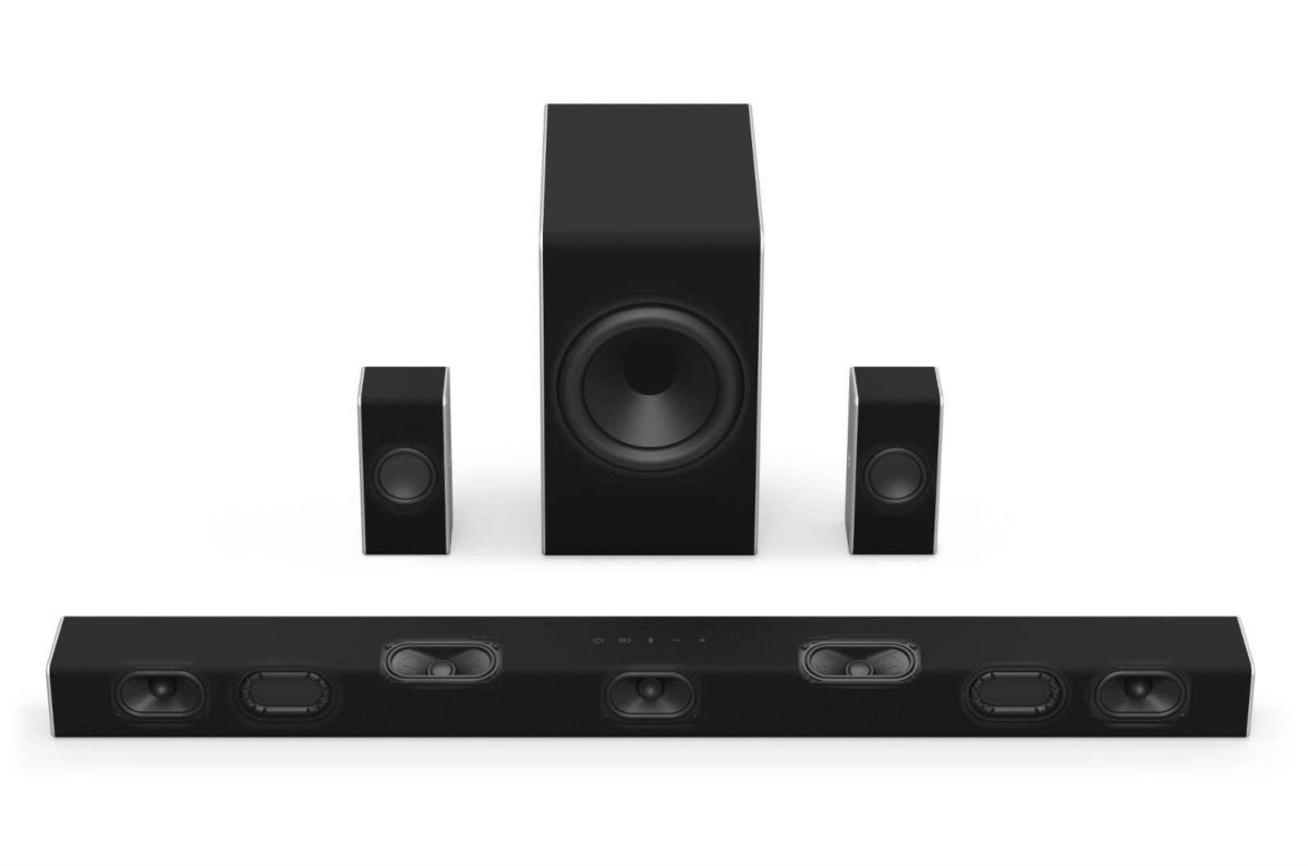 Vizio Home Theater Sound System with Dolby Atmos review: This